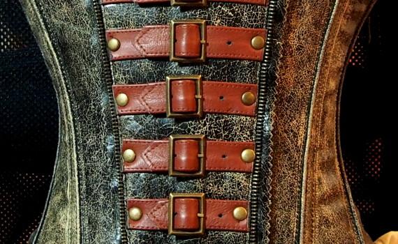 Corsettery waist training corset