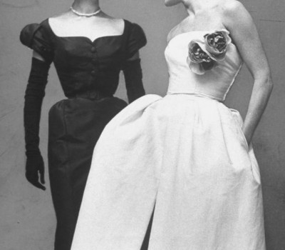 Vintage hourglass fashion