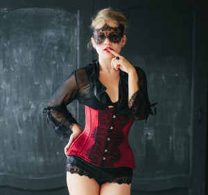luxury corsets with laces